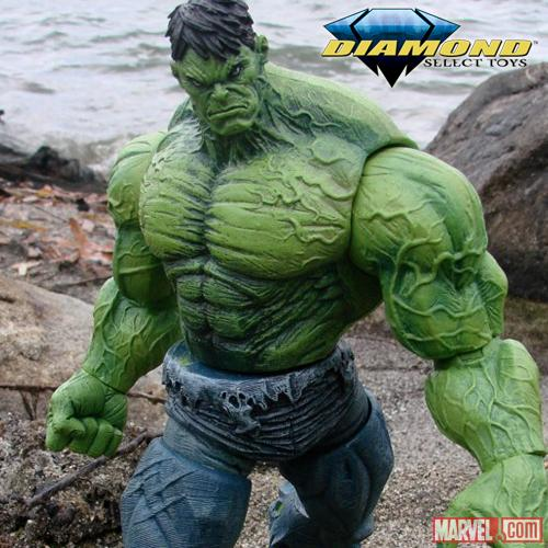 Marvel Select: Disney Store Exclusives