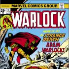 Warlock (1972) #11 Cover