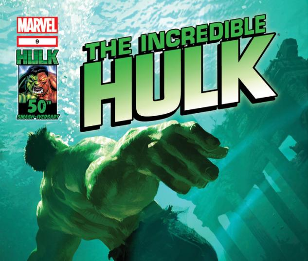 Incredible Hulk (2011) #9