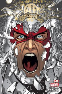 Age of Ultron #10  (2nd Printing Variant)