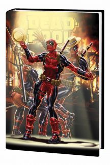 Deadpool by Posehn & Duggan (Hardcover)