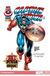 Captain America #1 