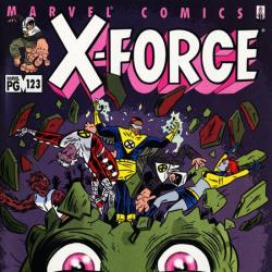 X-Force: Famous, Mutant & Mortal (2003)