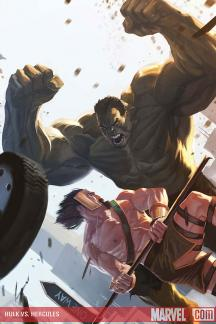 Hulk Vs. Hercules: When Titans Clash (2008) #1