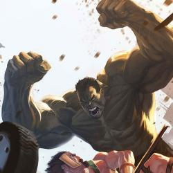 HULK VS. HERCULES: WHEN TITANS CLASH #1