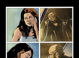 a page from NEW AVENGERS #38