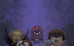EXCALIBUR (2003) #1 COVER