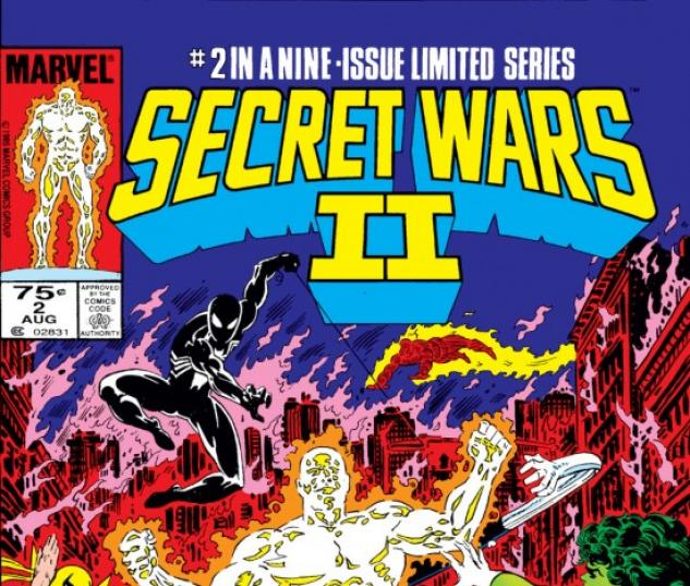 Secret Wars II #2