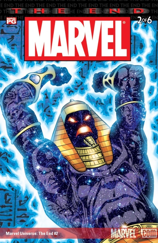 Marvel Universe: The End #2