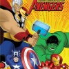 The Avengers: Earth's Mightiest Heroes! Vol. 1 DVD Box Art