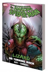 SPIDER-MAN: LIZARD - NO TURNING BACK TPB (Trade Paperback)
