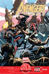 Avengers Assemble #15 