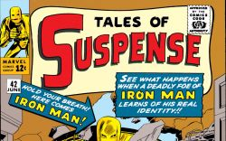 Tales of Suspense (1959) #42 Cover