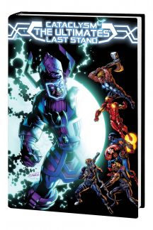 CATACLYSM: THE ULTIMATES' LAST STAND HC  (Hardcover)
