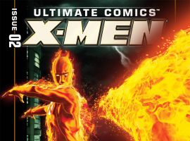 Ultimate Comics X-Men (2010) #2 Cover