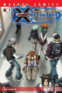 X-Men: Evolution #3