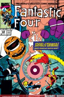 Fantastic Four (1961) #338