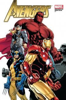 Avengers (2010) #17 (Architect Variant)