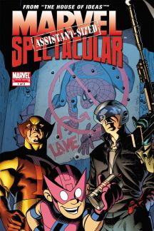Marvel Assistant-Sized Spectacular #1
