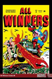 All-Winners Comics #8