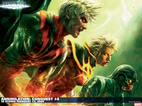 Annihilation: Conquest (2007) #4 Wallpaper
