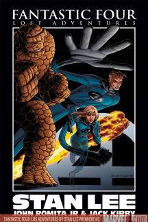 Fantastic Four: Lost Adventures by Stan Lee Premiere (Hardcover)