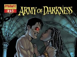 Army of Darkness #13 Fernando Blanco cvr.