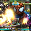 Marvel vs. Capcom 3 screenshot: Sentinel vs. Sentinel