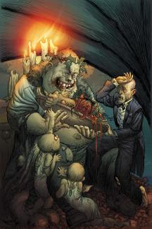 Marvel Zombies Christmas Carol (2011) #2