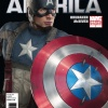 Captain America (2011) #1 Movie Variant