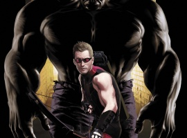 Ultimate Hawkeye #3