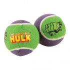 Hulk Tennis Balls by Fetch available at PetSmart