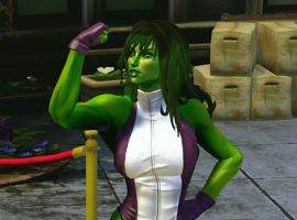Marvel Heroes 2015 – She-Hulk Now Playable!