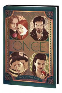 Once Upon a Time: Out of the Past (Hardcover)