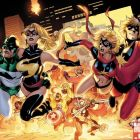 Terry Dodson Covers Captain Marvel #4 & Ms. Marvel #25