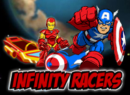 Super Hero Squad: Infinity Racers