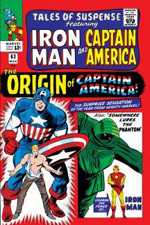 Tales of Suspense #63