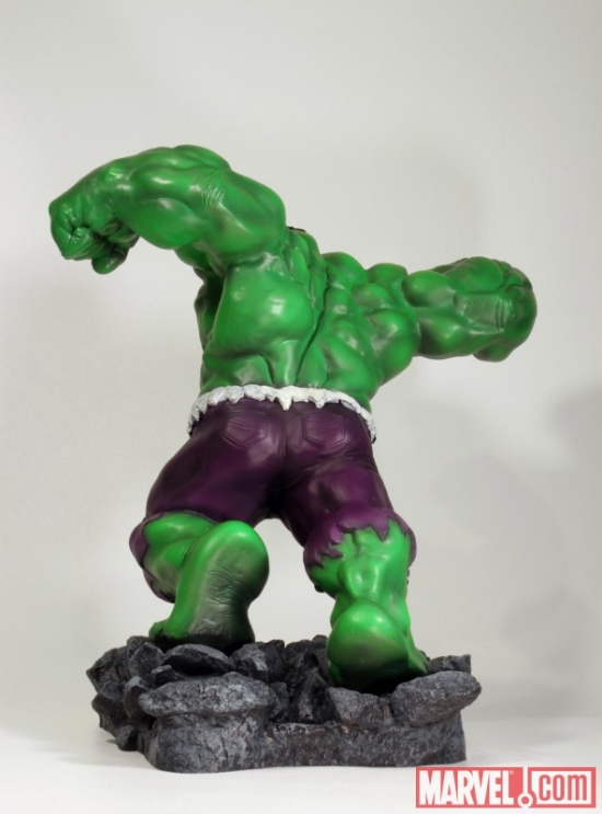 Fall of the Hulks - Hulk Fine Art Statue from Kotobukiya