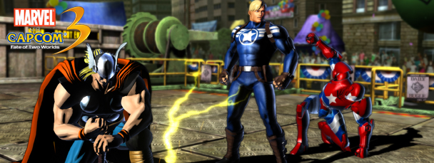 Get the Marvel vs. Capcom 3 DLC Packs Now!