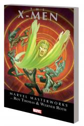 Marvel Masterworks: The X-Men Vol. 3 TPB (Trade Paperback)