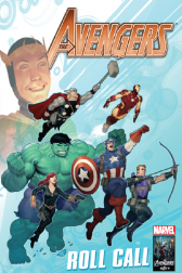 Avengers: Roll Call #1 