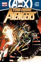 New Avengers #26 