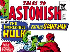 Tales to Astonish (1959) #59 Cover