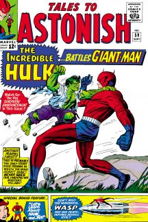 Tales to Astonish (1959) #59