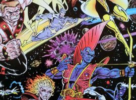 Get To Know The Guardians Of The Galaxy 3000