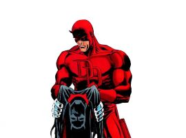 The History of Daredevil Pt. 31
