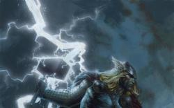 THOR: DEFINING MOMENTS GIANT-SIZE #1 (FINCH VARIANT)