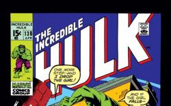 INCREDIBLE HULK #138 COVER