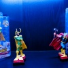 Monogram International Marvel Thor and Loki figures