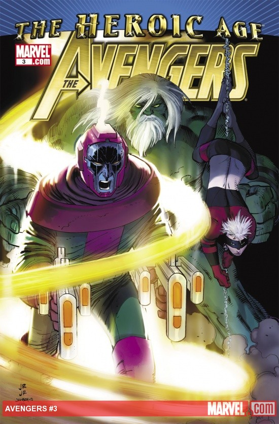 Avengers (2010) #3